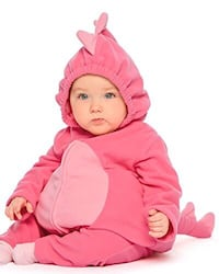 ADORABLE Pink Baby Girls Dinosaur Costume by Carter's NEW WITH TAGS Sykesville, 21784