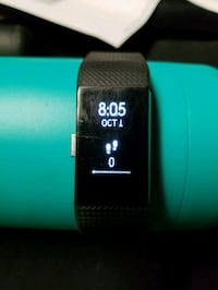 Fitbit Charge 2, includes charger