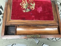 Antique Victorian Writing Box Burke, 22015