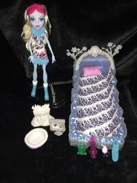 Monster High-Abbey Abomination  Roanoke, 24015
