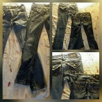 Miss Me Jeans size 24 two pairs Forsyth, 31029