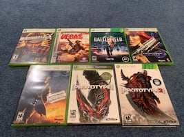 Xbox 360 shooter games
