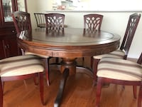 Antique Solid Rosewood Dining Table Markham, L6E 2A6