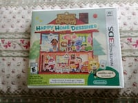 Nintendo 3DS Animal Crossing Happy Home Designer Montréal, H1L 5A2