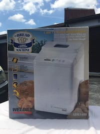 New WELBILT Bread Making Machine ABM 3400