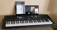 Yamaha EZ220 61-Note Lighted Portable Keyboard  Southington, 06489