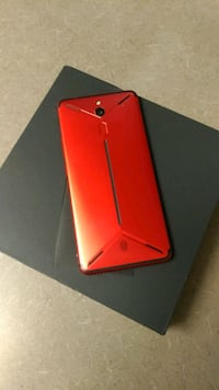 New in box NUBIA RED MAGIC MARS GAMING / ANDROID PHONE .