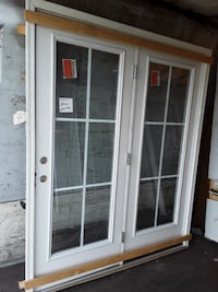 New patio door right fixed in frame 52019.54 Kingston