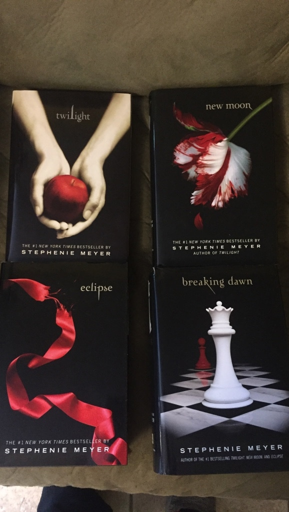Twilight Book Series For