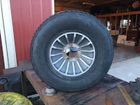 Jeep wheels and tires Fort Lupton