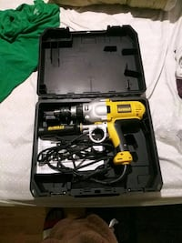 black and orange cordless power drill Germantown, 20876