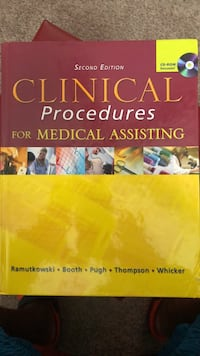 Clinical Procedures for Medical Assisting Second Edition   Newport News, 23608