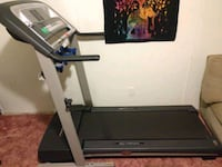 black and gray Pro-Form treadmill Middle River, 21220