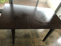 Wooden table dark brown Friendship Heights, 20815