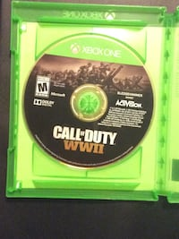 Call of duty ww2 for Xbox one s