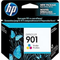 HP 901 Tri-colour Original  Ink Cartridge (CC656AN) Toronto