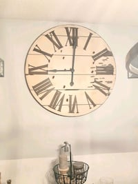 UTTERMOST HARRINGTON CLOCK Brampton, L6Y 2K1