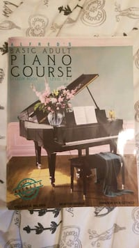 Alfred's Basic Adult Piano Course Level 2 Burnaby, V5G 1X5