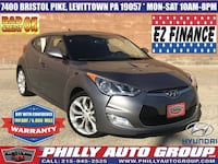 2013 Hyundai Veloster Base 3dr Coupe DCT Levittown, 19057