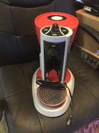 white and black coffee maker Sandy, 84070