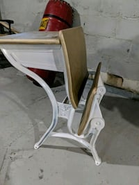 brown and white wooden chair 248 mi