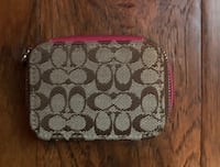 COACH Hard Case. Ideal for jewelry when traveling. Excellent condition   Harker Heights, 76548