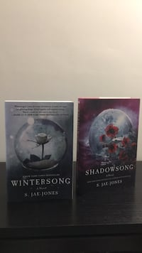 Wintersong/Shadowsong Book Series  Catonsville, 21228