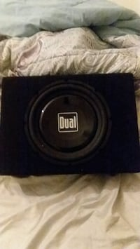 black JBL 1000 watts subwoofer Utica, 13502