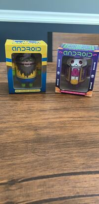 "Android Mini Collectible Special Edition ""Werewolf"" and ""Don Pablo Calaveroid"" Albany, 12203"