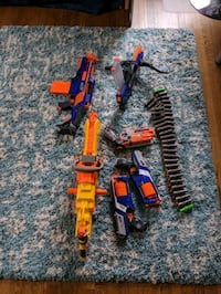 Nerf Gun Lot Ellicott City, 21042
