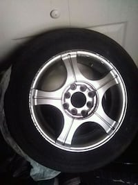 Four lug 14in have all four Zanesville, 43701