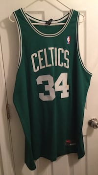 Nike Celtics Jersey #34 District Heights, 20747
