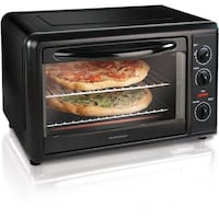 Hamilton Beach Countertop Toaster Oven with Convection Mississauga