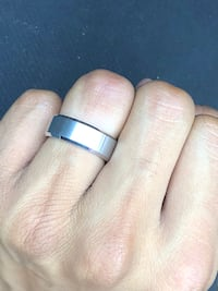 Men's Tungsten carbide ring Fresno, 93704
