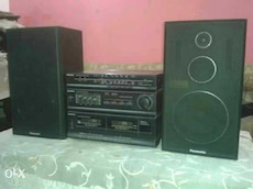 music system panasonic all in one