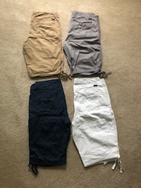 Sean John Shorts Size 40 - All four pairs for $100 or Best Offer! Laurel, 20707