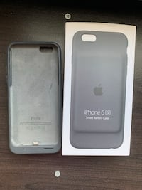 iPhone 6s Smart Battery Case 556 km