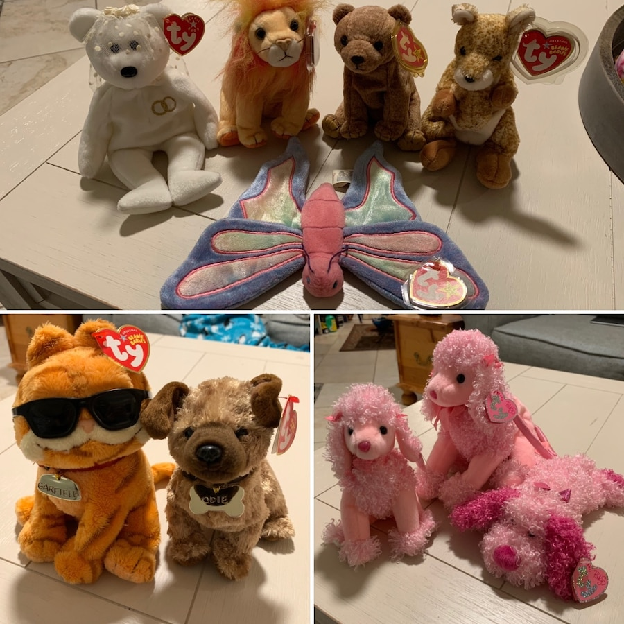Photo TY Beanie Babies Collection