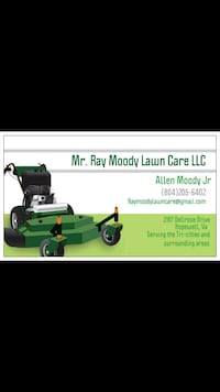 Lawn mowing Hopewell