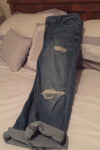 Jeans from Garage size 13