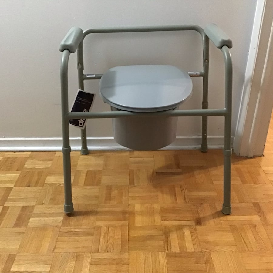 Medical potty from Drive