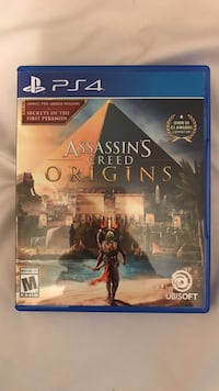 Sony PS4 Assassin's Creed Syndicate game