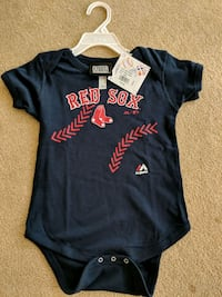 New - Red Sox Onesie Frederick, 21702