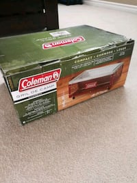 Coleman charcoal camp grill Burnaby, V3N 1L6