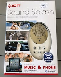 Speaker-wireless and waterproof $20.00 Albany, 97322