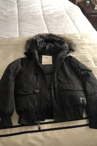 Tna jacket black serious inquires only Brampton, L6Z 1M8
