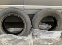 Bridgestone used tires .. 215/70R16 London, N6E