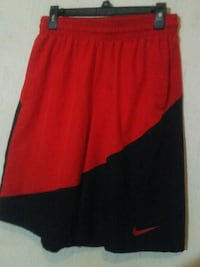 red and black Nike shorts Gray, 37615