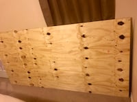 Plywood null
