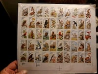 Collectible Wildlife stamps Summerville, 29483